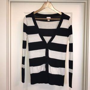 Missimo Striped Cardigan